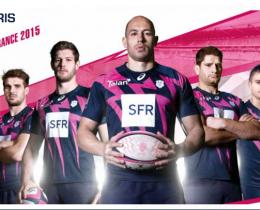 Joueurs de l'équipe du Stade Français