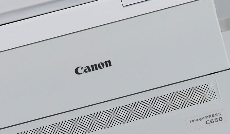Canon imagePRESS C650